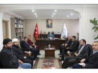 Ağrı'da Mevlid-i Nebi Kutlama Platformu toplandı