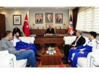 İstanbul BBSK, Metehan Başar ve Cengiz Arslan ile yeni sözleşme imzaladı