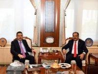 Başkan Cahan, Sayıştay Başkanını konuk edecek