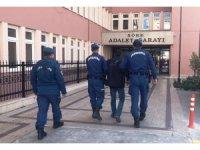 İstanbul'dan getirdiği uyuşturucuyla Söke'de yakalandı
