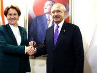 İYİ Parti Genel Başkanı Akşener: CHP ile 9 büyükşehiri konuşuyoruz