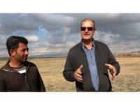 Van Gölü'nün etkilediği araziler yeniden tarıma kazandırılıyor
