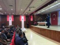 Van'da taşımalı eğitim şoförlerine yönelik seminer