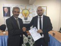 Avukat Erhan Topcu Palandöken'e talip