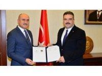 Anadolu Üniversitesi ile Polis Akademisi arasında iş birliği protokolü