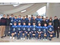 Başkan Can, Bileciksporlu futbolcularla kahvaltıda buluştu