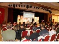 Belediye personeline hayat tarzı semineri