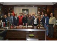 Hamburg Türk Basın Birliği'nden Ataç'a tebrik