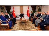 Trabzon Ticaret Borsası'ndan Vali Ustaoğlu'na ziyaret