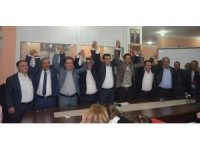 Selendi AK Parti'de aday adayları tanıtıldı