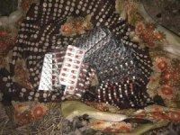 Uşak'ta uyuşturucuyla mücadele devam ediyor