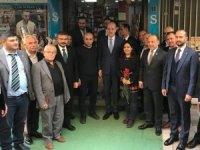 """AK Parti'li Erürker; """"Aydın artık havalimanına kavuşmalı"""""""
