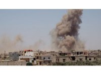 Deyrizor'a hava saldırısı: 40 ölü