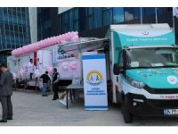 Çerkezköy'de 781 kişi kanser taramasından geçti