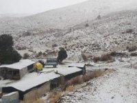 Antalya'da kar heyecanı!