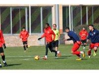Kayserispor, U21 Takımı'nı 3-1 yendi