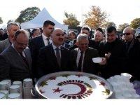 """Özhaseki: """"Dünyanın hiçbir ülkesinde Türkiye'nin başında olduğu kadar bela yoktur"""""""