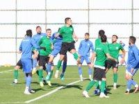 Çaykur Rizespor, U21 takımı ile hazırlandı