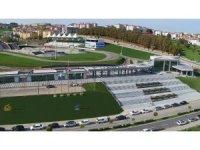 Başkan Toçoğlu, Atletizm Federasyonu Başkanı Çintimar'ı ağırladı