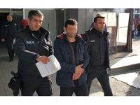 Cep telefonu hırsızlığı iddiasına gözaltı
