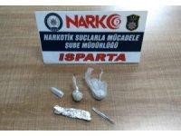 Polis kontrol noktasından kaçan araçtan uyuşturucu çıktı