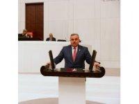 AK Parti'li Şeker'den Mevlid Kandili mesajı