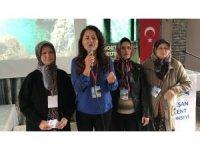 Köylü kadınlar, OSB kurulmasın diye destek istedi