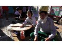 Öğrenciler Türkiye'nin kültürel renklerini okullarında tanıttı