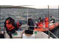 Ege Denizi'nde nefes kesen kurtarma operasyonu