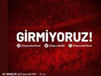 Antalyaspor taraftar grubundan milli maça gitmeme kararı