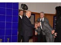 Başkan Uçak ve ekibi Ankara'da temaslarda bulundu