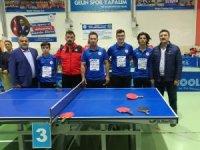 Masa tenisinde Tokat'ın hedefi şampiyonluk