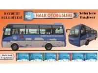 5 adet halk otobüsü hizmete başlıyor