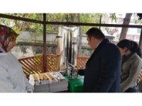 Kağızman'da genç çiftçilere malzemeleri teslim edildi