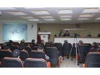 MTSO'dan üyelerine veri güvenliği eğitimi