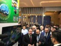Büyükşehir, ''Akıllı Teknolojiler'' fuarına katıldı