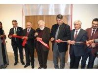 KBÜ'de konferans salonuna Prof. Dr. Sadettin Ökten'in adı verildi