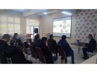 Ambalaj atıkları yönetimi ve sıfır atık projesi bilgilendirme eğitimi verildi