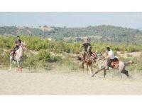 Uşak'ın Kaşbelen köyü tarihinde bir ilki yaşıyor