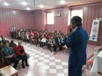 Kırıkkale'de öğrencilere bilinçli sosyal medya kullanma eğitimi verildi