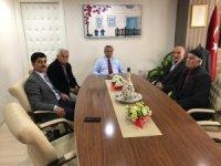AK Partili İnce'den Küçük'e ziyaret