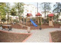 Altınordu'da modern parklar