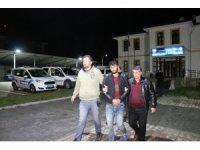 Bolu'da, silahlı kavgaya karışan şüphelilerden 1'i tutuklandı