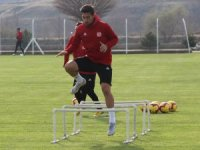 DG Sivasspor'da, Çaykur Rizespor maçı hazırlıkları sürdü