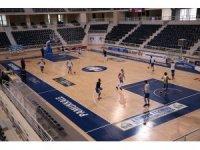 Denizli Basket Bornova hazırlıklarına başladı