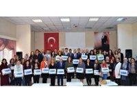 Milas'tan '81 ilin 81 öğretmenine' hediyeleri yola çıktı