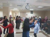 Diyaliz hastaları için eğlence düzenlendi