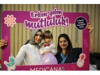 Medicana Sivas'ta Dünya Prematüre Günü etkinliği