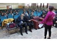 Elazığ'da,'İngilizce Öğretmenleri Mesleki Gelişim' semineri