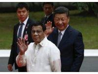 Filipinler Devlet Başkanı Duterte tepkilere rağmen Çin'e yakınlaşıyor